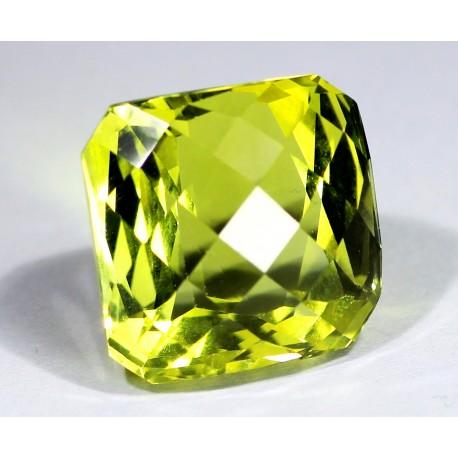 Lemon quartz 48 CT Gemstone Afghanistan 002