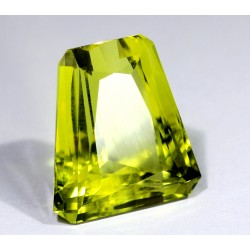 Lemon quartz 27.95 CT Gemstone Afghanistan 0003