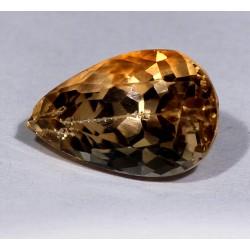 11.5 Carat 100% Natural Golden Topaz Gemstone Afghanistan Product No 0057