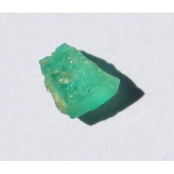 0.90 CT 100% Natural  Rough Emerald Gemstone Afghanistan 0302