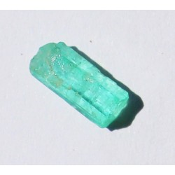 0.80 CT 100% Natural  Rough Emerald Gemstone Afghanistan 0307