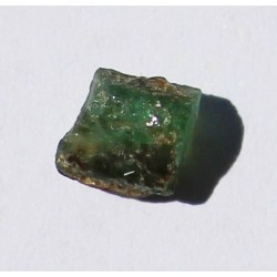 0.70 CT 100% Natural  Rough Emerald Gemstone Afghanistan 308