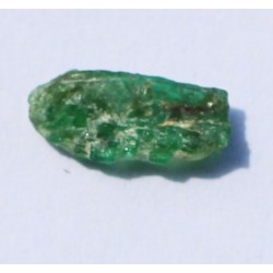 0.75 CT 100% Natural  Rough Emerald Gemstone Afghanistan 312