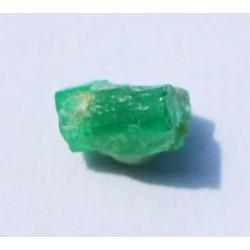 0.75 CT 100% Natural  Rough Emerald Gemstone Afghanistan 313