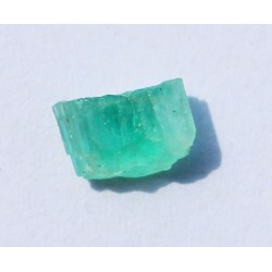 0.90 CT 100% Natural  Rough Emerald Gemstone Afghanistan 316