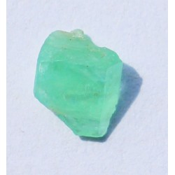 0.80 CT 100% Natural  Rough Emerald Gemstone Afghanistan 322