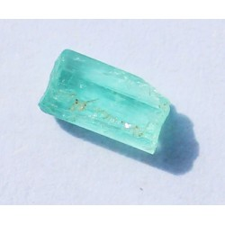 0.80 CT 100% Natural  Rough Emerald Gemstone Afghanistan 323