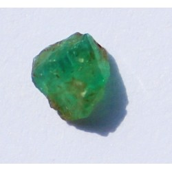 0.58 CT 100% Natural  Rough Emerald Gemstone Afghanistan 340