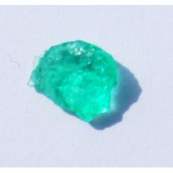 0.71 CT 100% Natural  Rough Emerald Gemstone Afghanistan 352