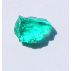 0.68 CT 100% Natural  Rough Emerald Gemstone Afghanistan 361
