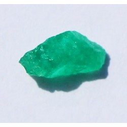 0.84 CT 100% Natural  Rough Emerald Gemstone Afghanistan 362