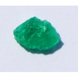 0.84 CT 100% Natural  Rough Emerald Gemstone Afghanistan 363