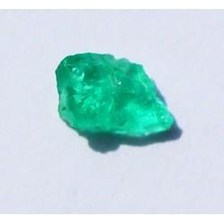 0.76 CT 100% Natural  Rough Emerald Gemstone Afghanistan 369
