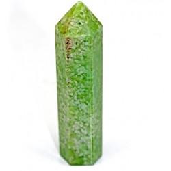 Jade Crystal  94.5 CT Green Gemstone Afghanistan 0010