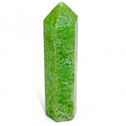Jade Crystal  102 CT Green Gemstone Afghanistan 0018