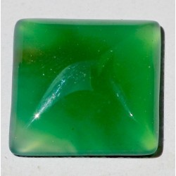 Green Onyx 13.5 CT  Gemstone  0034