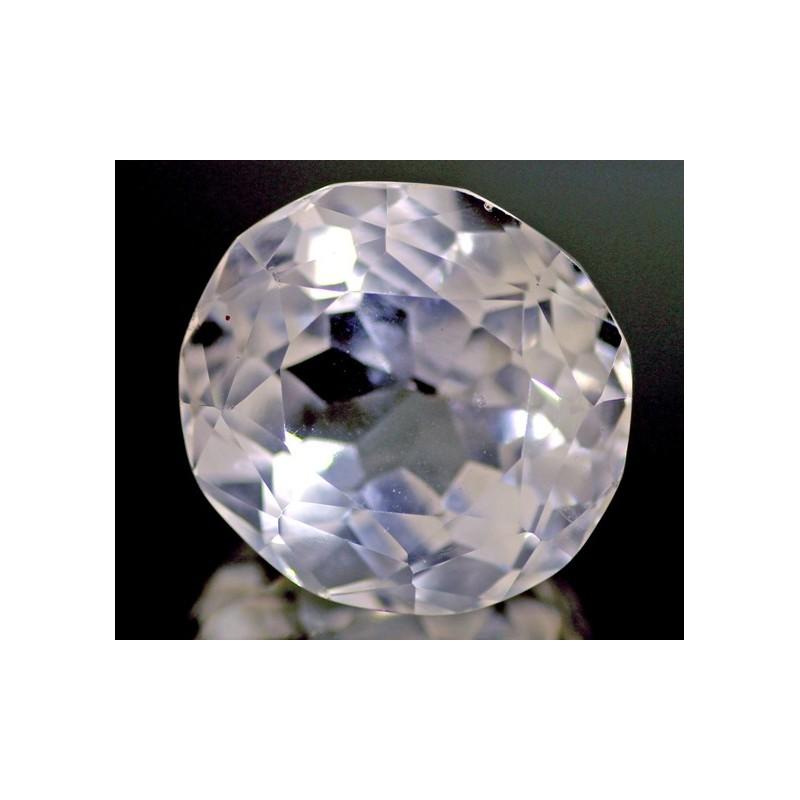 clear quartz 69 0 ct gemstone afghanistan 003