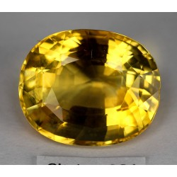 Citrine 15 CT Gemstone Afghanistan 01
