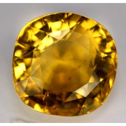 Citrine 12.5 CT Gemstone Afghanistan 011