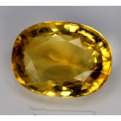 Citrine 21.5 CT Gemstone Afghanistan 018