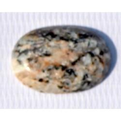 34 CT Bi Color Jade Gemstone Afghanistan 0006