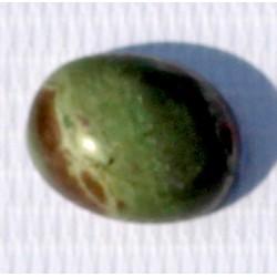 17.5 CT Bi Color  Jade Gemstone Afghanistan 0008