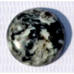 29 CT Bi Color  Jade Gemstone Afghanistan 0010