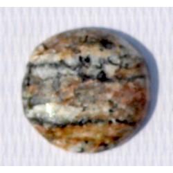 28 CT Bi Color  Jade Gemstone Afghanistan 0011