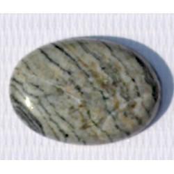 33 CT Bi Color  Jade Gemstone Afghanistan 0015