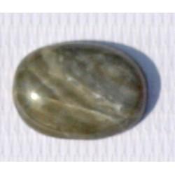 13 CT Bi Color  Jade Gemstone Afghanistan 0016