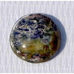 6.5 CT Bi Color  Jade Gemstone Afghanistan 0027