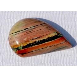 24.5 CT Bi Color  Jade Gemstone Afghanistan 0028