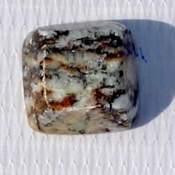 21.5 CT Bi Color  Jade Gemstone Afghanistan 0034