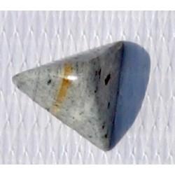 4 CT Bi Color  Jade Gemstone Afghanistan 0038