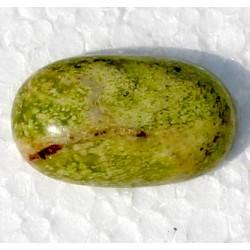 Jade  18.5 CT Green Gemstone Afghanistan 0009