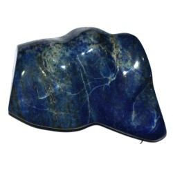 100% Natural Blue Tumble Lapis Lazuli 1165 CT Gemstone Afghanistan 0023