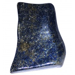 100% Natural Blue Tumble Lapis Lazuli 1201 CT Gemstone Afghanistan 0035