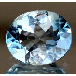 4.5 CT Blue Topaz Gemstone 001