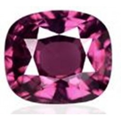 1.0 CT Natural Rhodolite Pinkish Red Garnet Afghanistan 0039