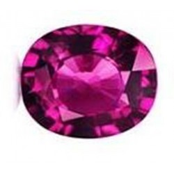 1.5 CT Natural Rhodolite Pinkish Red Garnet Afghanistan 0036