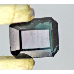 Blue Tourmaline 1.5 CT Gemstone Afghanistan 0019