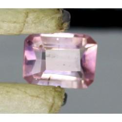 Pink Tourmaline 0.5 CT Gemstone Afghanistan 0041
