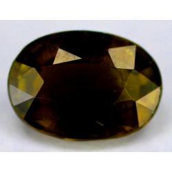 Brown Tourmaline 1 CT Gemstone Afghanistan 0154