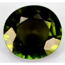 Brown Tourmaline 2 CT Gemstone Afghanistan 0121