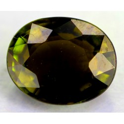 Brown Tourmaline 1.5 CT Gemstone Afghanistan 0182