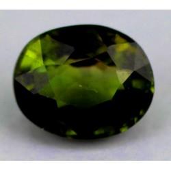 Green Tourmaline 1.0 CT Gemstone Afghanistan 127