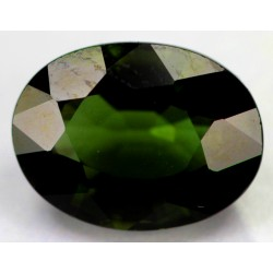 Green Tourmaline 1.0 CT Gemstone Afghanistan 116
