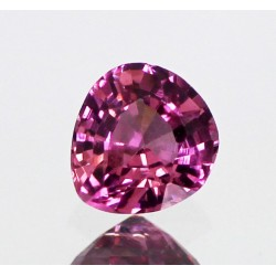 1.5 CT Natural Rhodolite Pinkish Red Garnet Afghanistan 0046