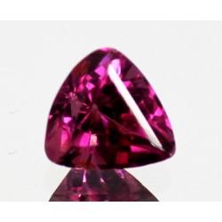 2.0 CT Natural Rhodolite Pinkish Red Garnet Afghanistan 0049