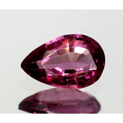 1.0 CT Natural Rhodolite Pinkish Red Garnet Afghanistan 0052